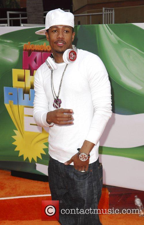 Nick Cannon Nickelodeon's 2011 Kids Choice Awards held...