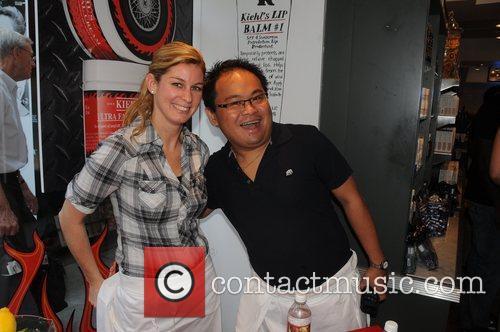 Chef Jen Carroll and Ian Thomas Kiehl's 2nd...