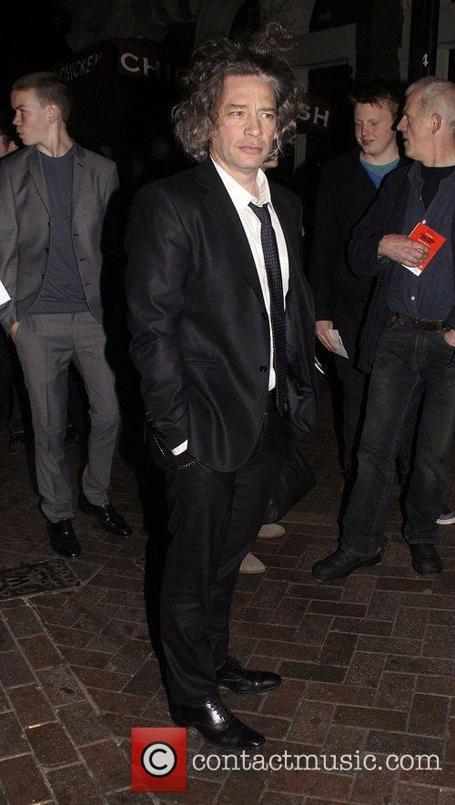Dexter Fletcher 'Killing Bono' Afterparty at Ruby Blue...