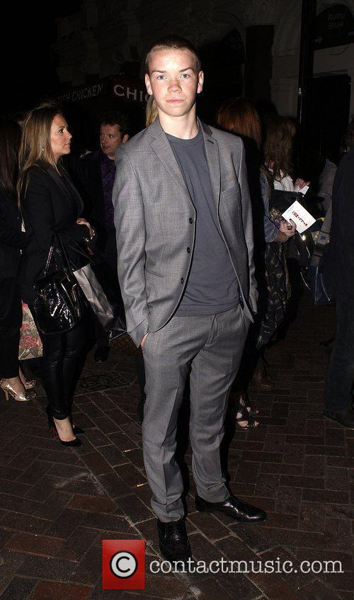 Will Poulter 'Killing Bono' Afterparty at Ruby Blue...