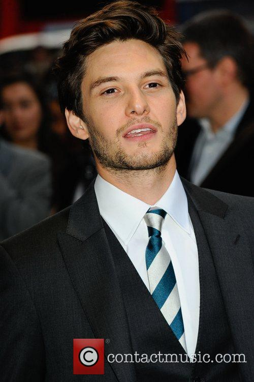 Ben Barnes UK premiere of 'Killing Bono' held...