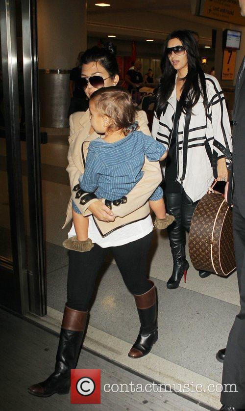 Kourtney Kardashian and Mason 11