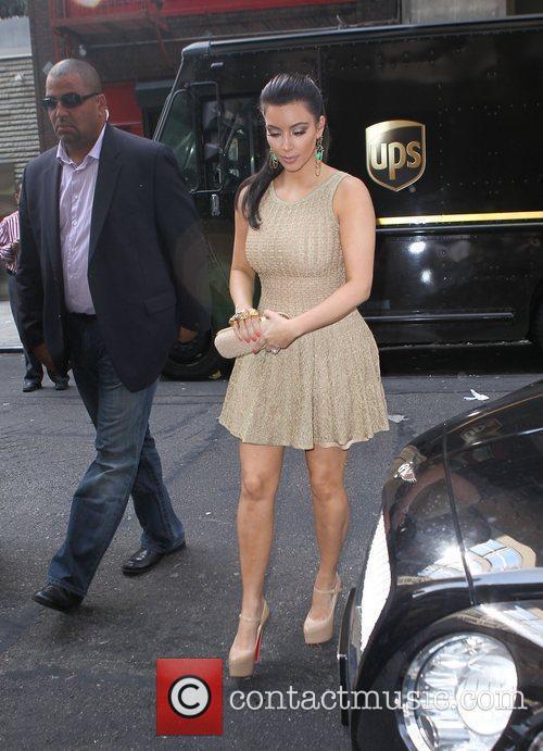 Kim Kardashian, Manhattan Hotel