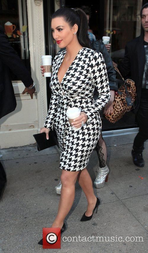 Kim Kardashian and Manhattan Hotel 2