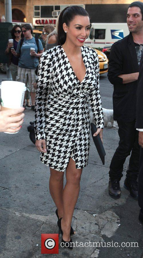 Kim Kardashian and Manhattan Hotel 7