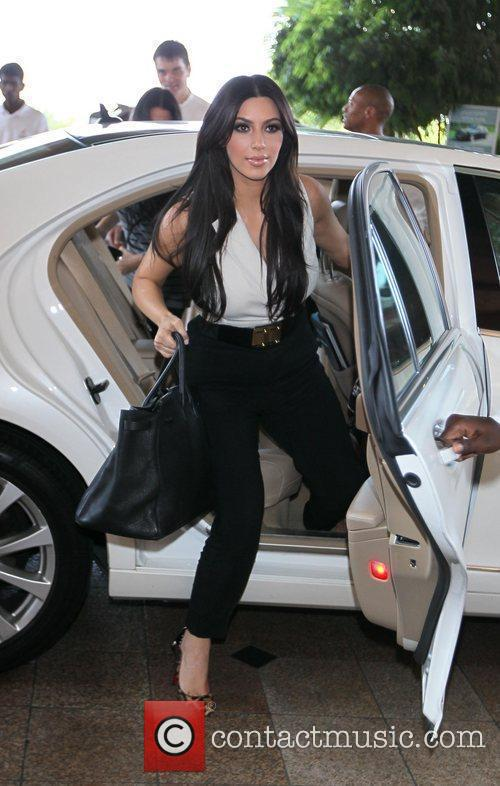Kim Kardashian and Palms Hotel 5