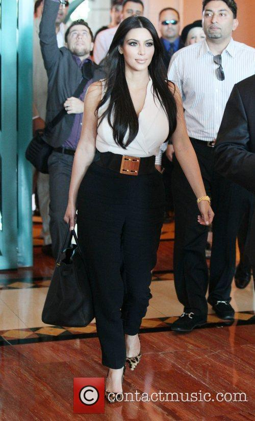 Kim Kardashian and Palms Hotel 4