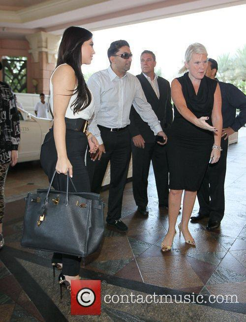 Kim Kardashian and Palms Hotel 6