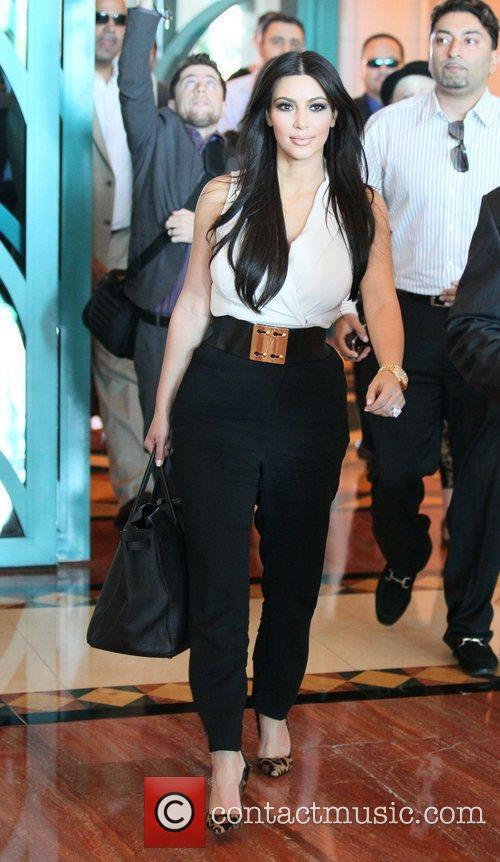 Kim Kardashian and Palms Hotel 2