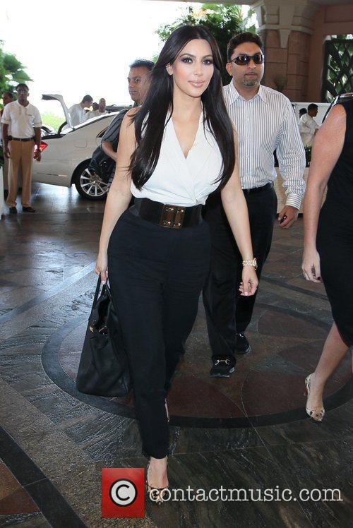 Kim Kardashian and Palms Hotel 3