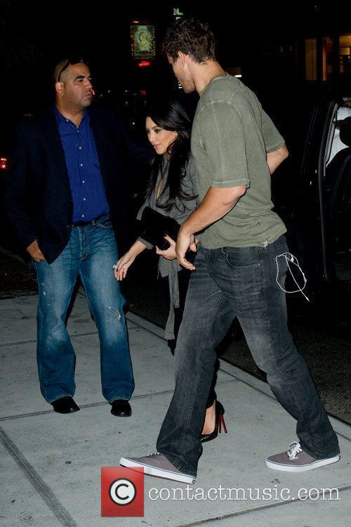 Kim Kardashian and Kris Humphries 5