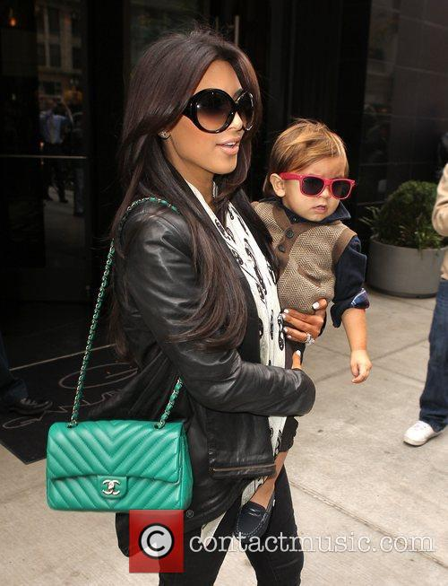 Kim Kardashian, Mason and Manhattan Hotel 9