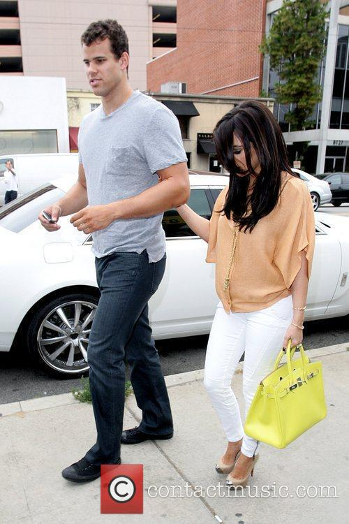 kris humphries and kim kardashian. Kris Humphries and Kim