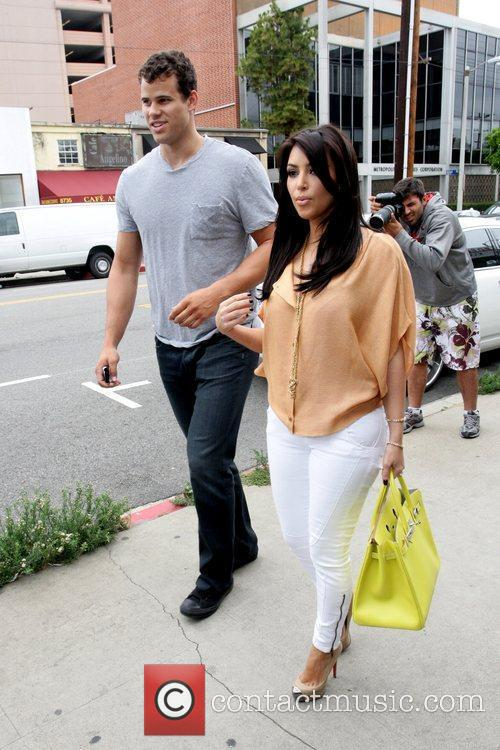 Kris Humphries and Kim Kardashian 3