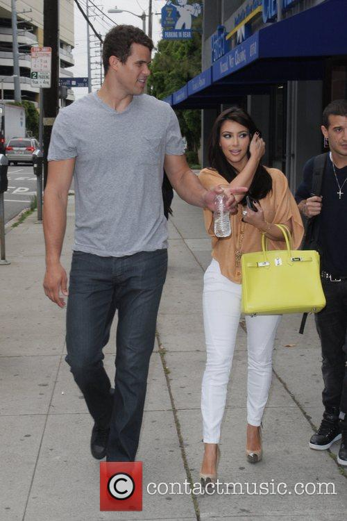Kris Humphries and Kim Kardashian 9