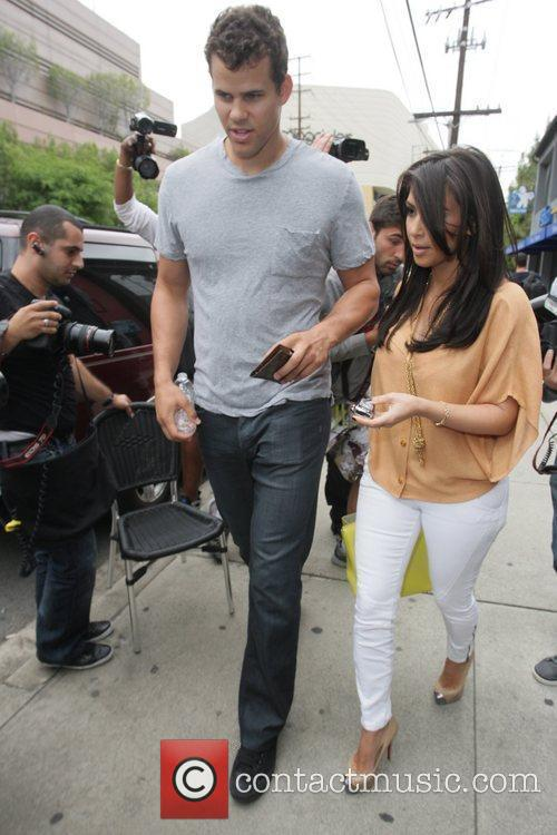 Kris Humphries and Kim Kardashian 8