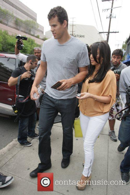Kris Humphries and Kim Kardashian 7