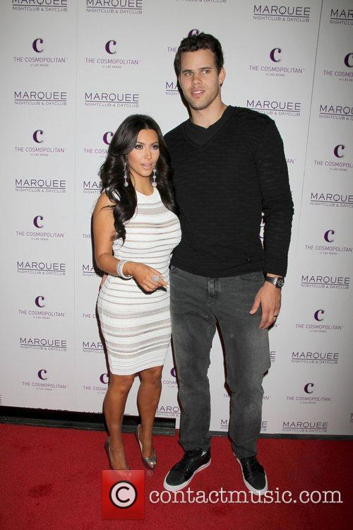 Kim Kardashian and Kris Humphries 2