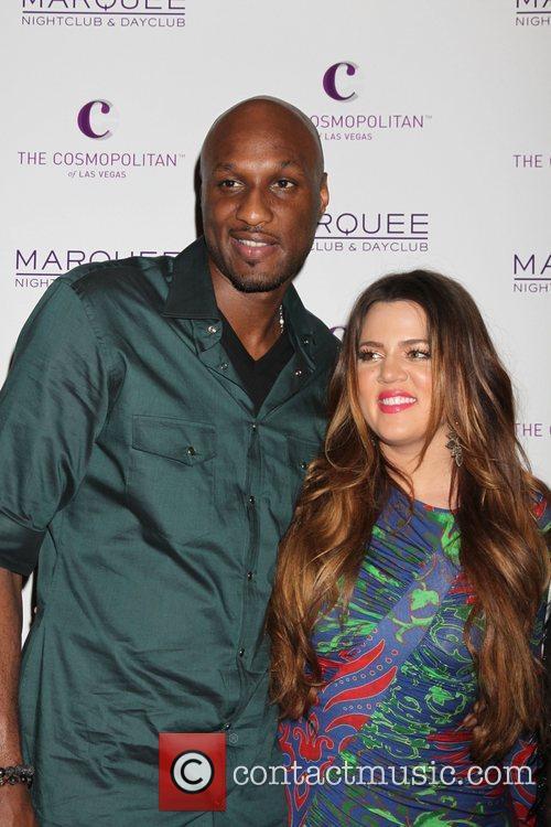 Lamar Odom and Khloe Kardashian 10