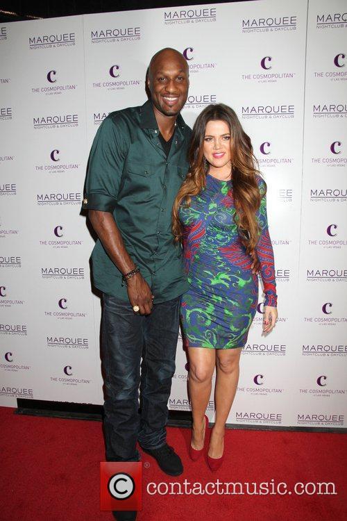 Lamar Odom and Khloe Kardashian 9