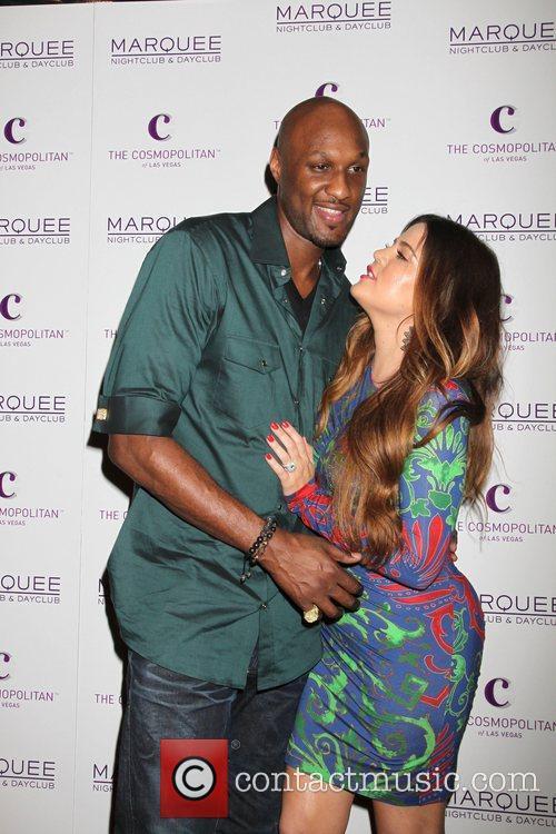 Khloe Kardashian Lamar Odom