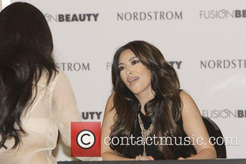 Kim Kardashian, Dallas, Texas