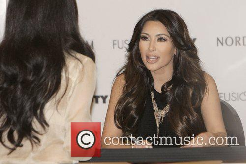 Kim Kardashian, Dallas, Texas