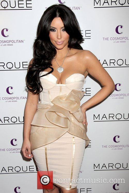 Kim Kardashian and Las Vegas 1