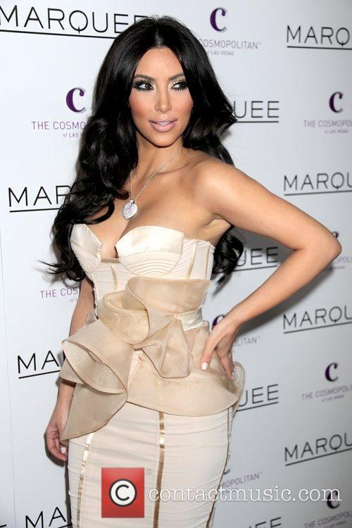Kim Kardashian and Las Vegas 11