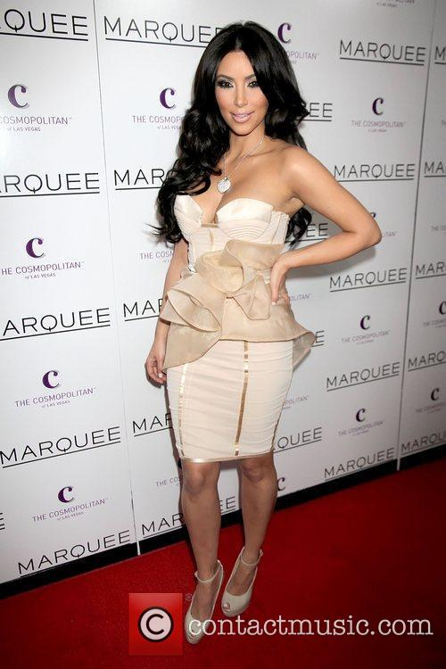 Kim Kardashian and Las Vegas 10