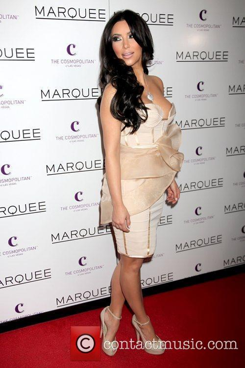 Kim Kardashian and Las Vegas 6