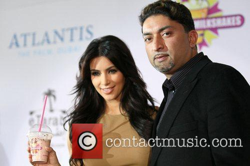 Kim Kardashian and Palms Hotel 1
