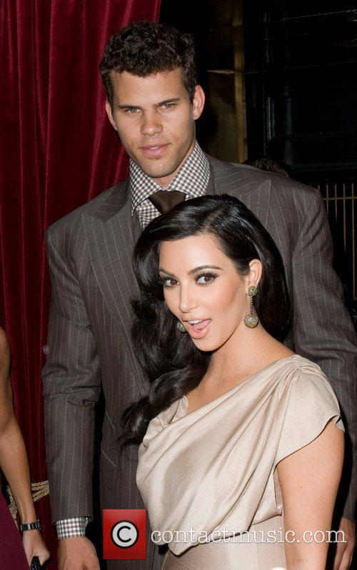 Kim Kardashian and Kris Humphries 7