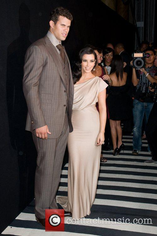 Kim Kardashian and Kris Humphries 9