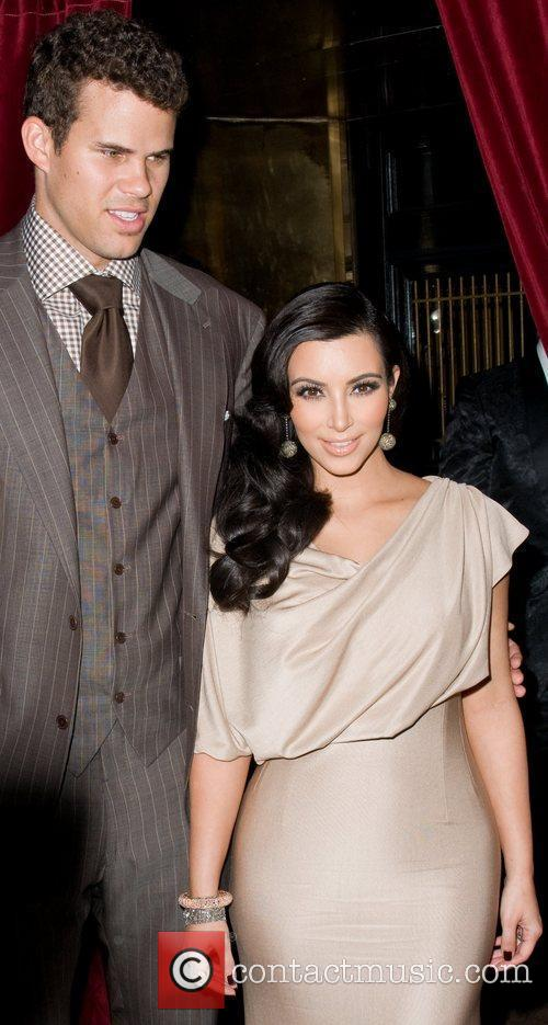 Kim Kardashian and Kris Humphries 8