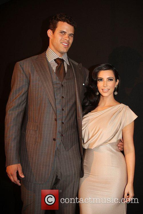 Kim Kardashian and Kris Humphries 11