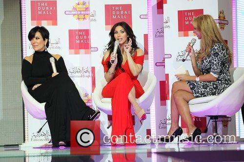 Kris Jenner and Kim Kardashian 3