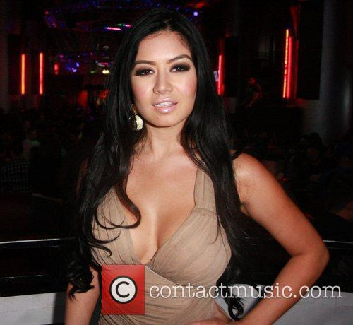 Kim Lee hosts 'The hangover part II' opening...