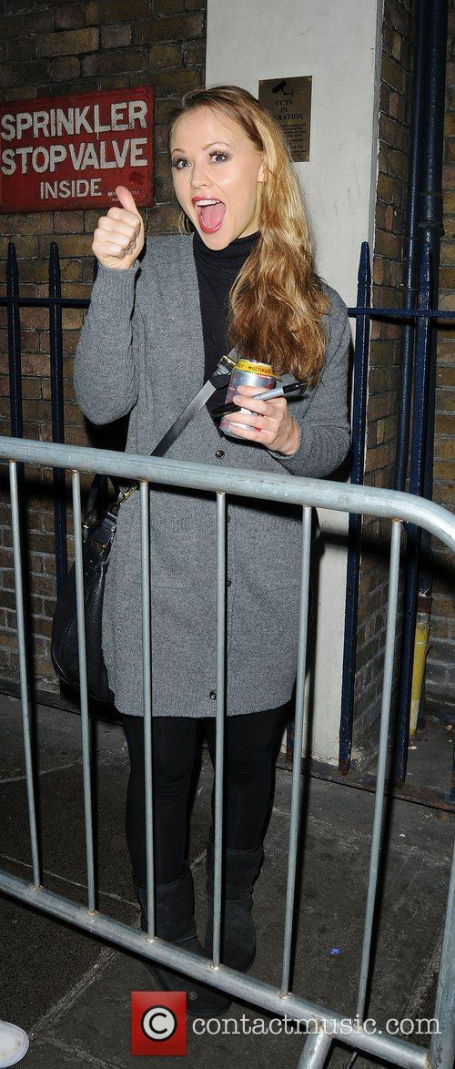 Kimberley Walsh and Shrek 8