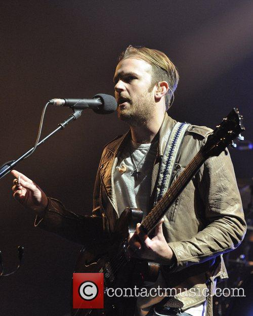 caleb followill kings of leon performs on 5737947
