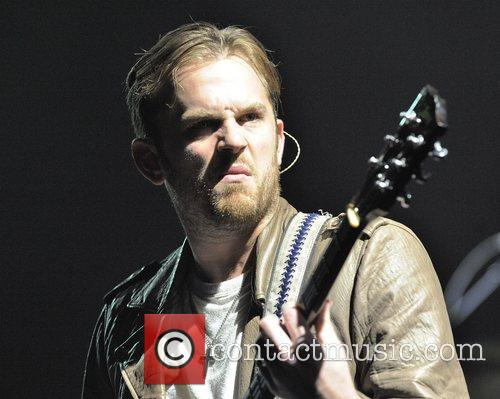 Caleb Followill 8