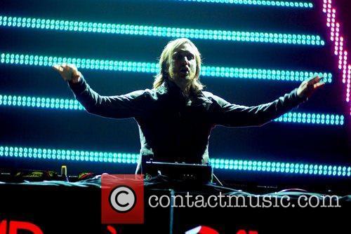 David Guetta  103.5 KISS FM Chicago Fantabuloso...