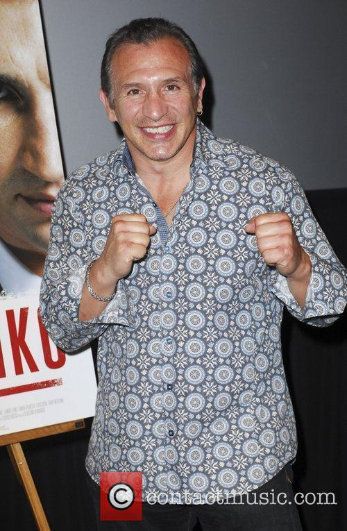 Los Angeles premiere of 'Klitschko' at the Landmark...