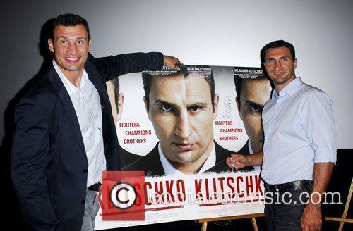 Vitali Klitschko and Wladimir Klitschko 7