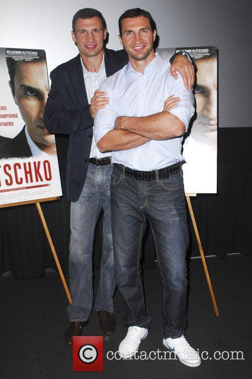 Vitali Klitschko and Wladimir Klitschko