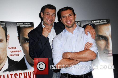 Vitali Klitschko and Wladimir Klitschko 3