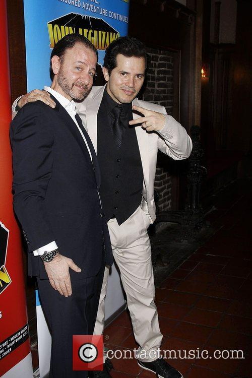 Fisher Stevens and John Leguizamo 3