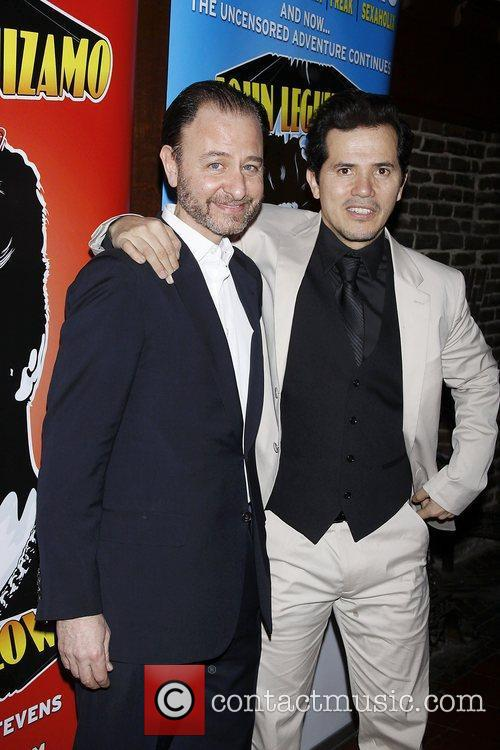 Fisher Stevens and John Leguizamo 2