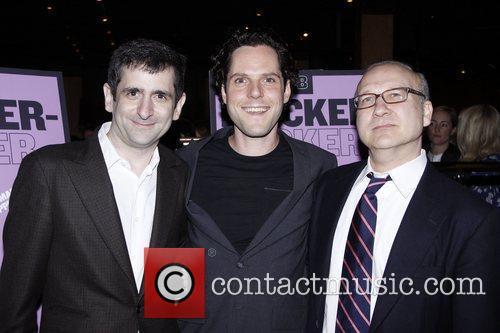 Jonathan Marc Sherman, Alexander Chaplin and Pippin Parker...