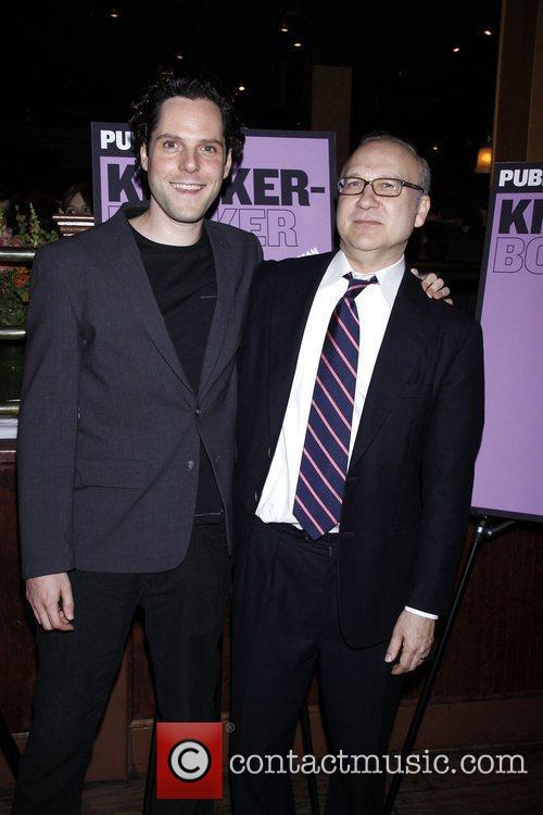 Alexander Chaplin and Pippin Parker  Opening night...